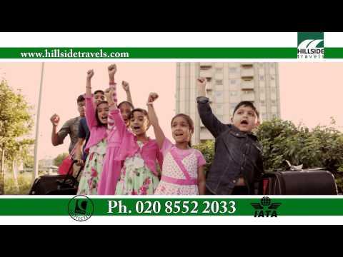 TV Advert Hillside Travels