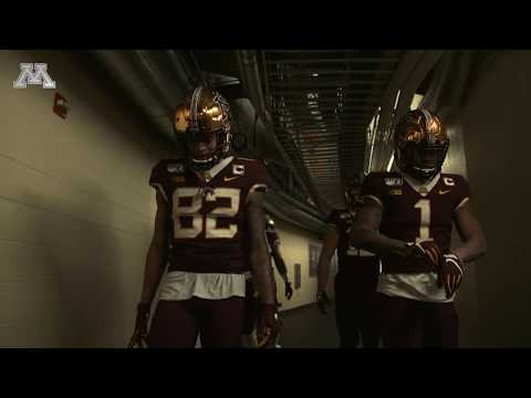 Gopher - VIDEO: Gopher Football: It All Comes Down to This |  #KFANGophers