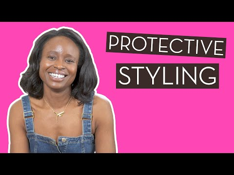 Protective Styling Tips – Strengthen Your Hair |…}