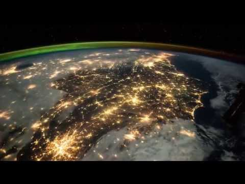 Earth from the ISS  |  Timelapse - 4K