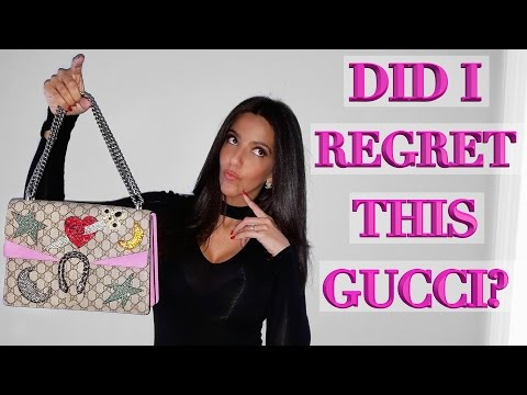 Gucci Dionysus Bag Review - Is It a Go or a No?