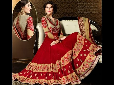 Indian Wedding Wear Dresses 2014