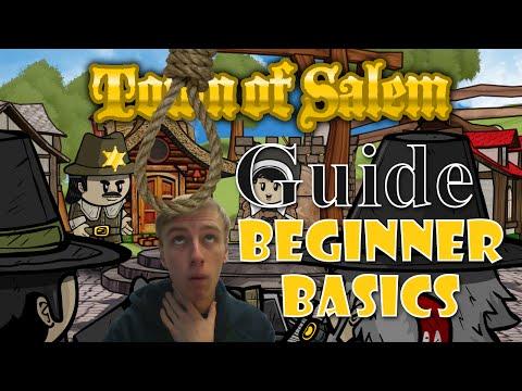 Town of Salem Guide | Beginner Basics | Tips For New Players