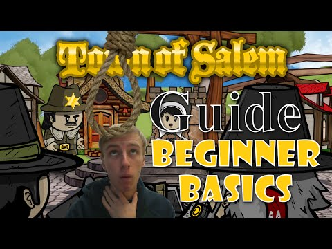 Town Of Salem Guide | Beginner Basics | Tips For New Players