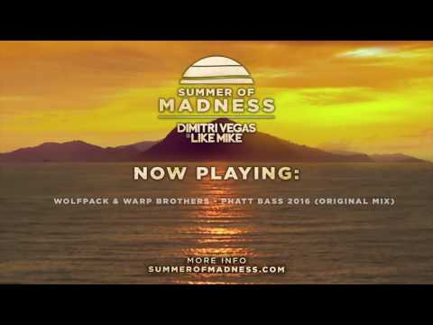 Dimitri Vegas & Like Mike - Summer Of Madness Mix