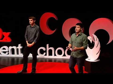 The Water Brothers   The Water Brothers   TEDxCrescentSchool