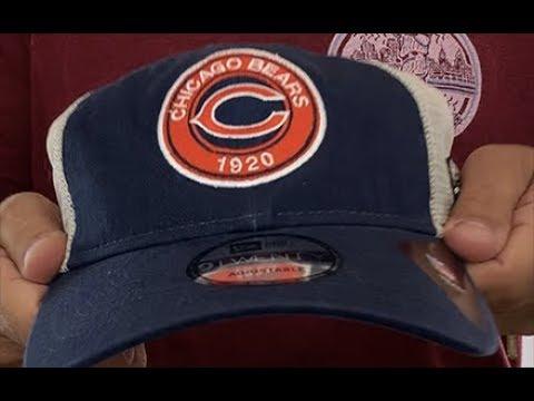 chicago-bears-established-circle-trucker-snapback-hat-by-new-era