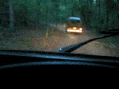 Volkswagen Camper Buses trail riding Elon Park