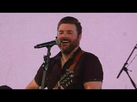"""Chris Young """"Raised On Country"""" Jacksonville, FL 9/12/19"""