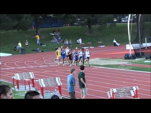 Men 10000 Meter  Big West Track & Field Championships - May 10, 2013