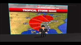 ROBLOX - Mid South Weather Extreme - Hurricane Isaac
