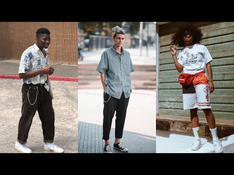 TOP 10 STREETWEAR SUMMER OUTFITS