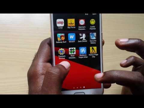 Remove bloatware Android (Preloaded Apps)