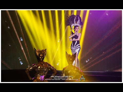 First Be A Woman, Tiffany's Show Pattaya 2015