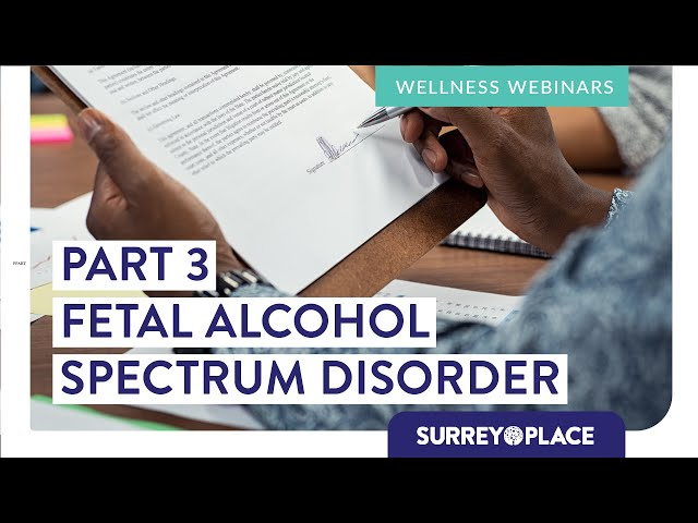 Introduction to Fetal Alcohol Spectrum Disorder (FASD) Part 3 of 3