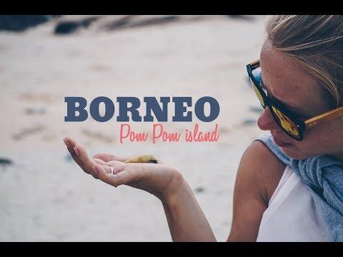 Borneo Pompom island TRACC 2017 | STOhistorii.pl