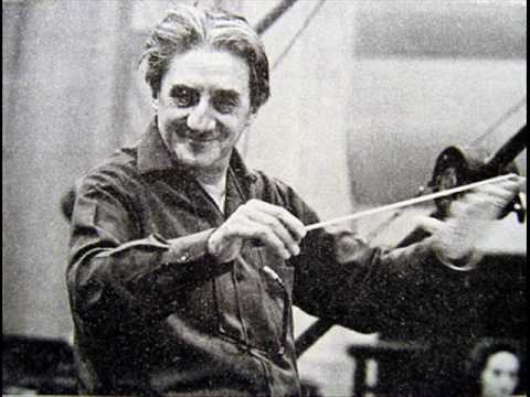 Sir John Barbirolli in conversation with C.B. Rees - part 01of03