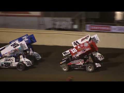 Dominic Scelzi 9-1-17 Main Eveny WoO Skagit Speedway Alger, WA