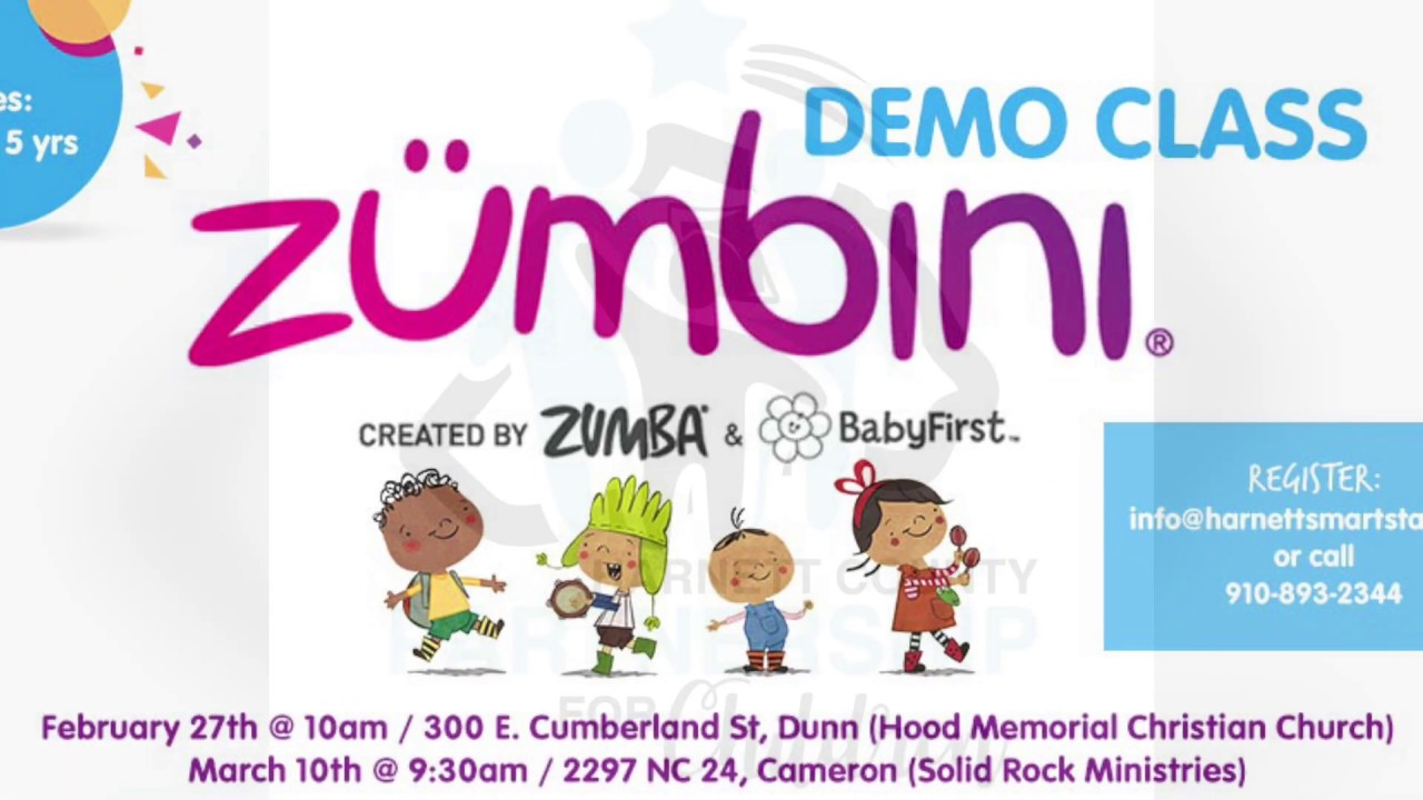 Download Zumbini Demo Class with Ms. Dollie - Dunn, NC