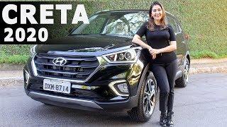 Hyundai Creta 2020 | SUV reestilizado chega a partir de R$ 80.990