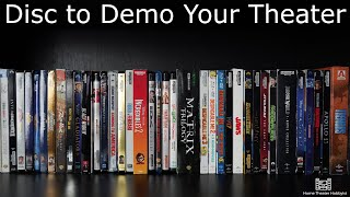 Disc To Demo Your Home Theater