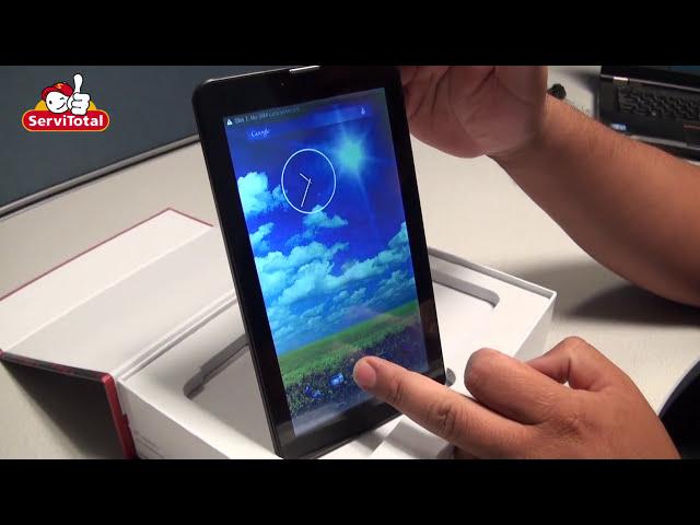 Actualización de Tablet Ultra Digital UDI - 7074