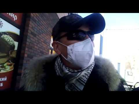 Пандемия Омск ВЫЖИВАНИЕ  Жизнь в маске, как это...