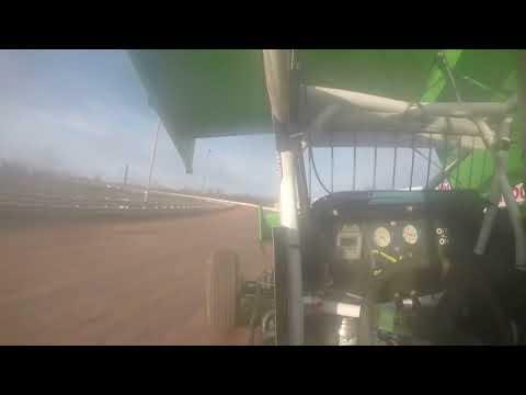 Selinsgrove Speedway - 4/13/19 - 360 Sprint Heat Race