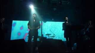 Laibach 05 Each Man Kills The Thing He Loves (Electric Ballroom Camden London 02/04/2015)