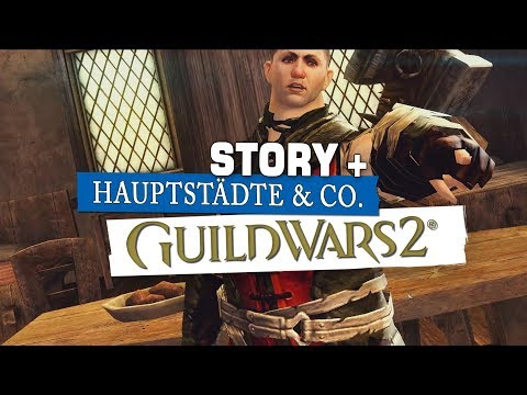 Guild Wars 2 Kulturkleidung, Hauptstädte, eure Story ? F2P Account thumbnail