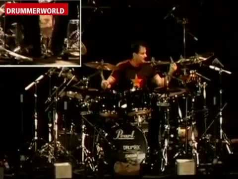 Virgil Donati: Ultimate Drummers Weekend Australia