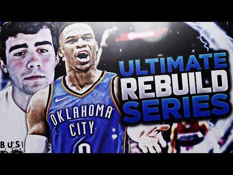 LEBRON JAMES RETIRES!! ULTIMATE REBUILDING SERIES #6 - NBA 2K18!!