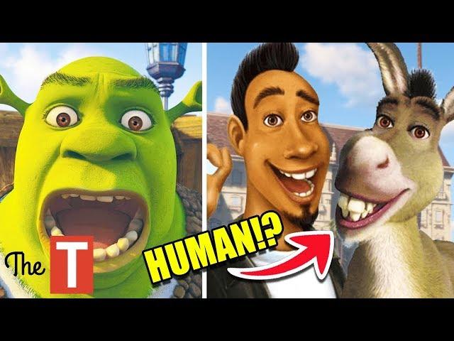 10 Dark Shrek Fan Theories That Make Total Sense