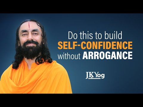 Do this to Build Self-Confidence without Being Arrogant | Swami Mukundananda