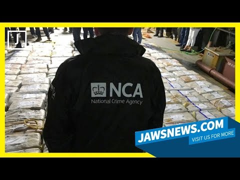 4 Tonnes Of Cocaine Seized In Atlantic | Latest News