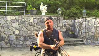 CD Archery WF 19 Riser With Border Archery Hex 7 ILF Recurve Limbs