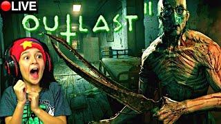 Outlast 2 LIVE STREAM by 8yr Old Gamer Girl Fabu Rocks AKA the Youngest Girl Gamer 🤦