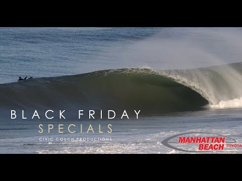 Swell Stories: Insane Surf Hits Los Angeles on Black Friday