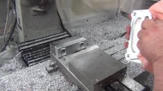 13 inch Brakes - Calİper Bracket Machining