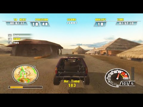 ATV Off Road Fury 4 | P2P Africa (2/3)