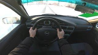 2012 Daewoo Nexia 1.6l (109hp) F16d3 Pov City Driving