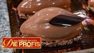 Perfekter Schoko-Kuchen: Alles aus Schokolade | Verkostung | Das große Backen - Die Profis  | SAT.1