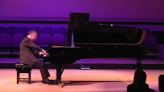 Rachmaninov recital by Raymond Clarke (Cardiff University, 8 October 2019) - PART 2