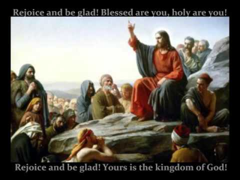 Blest Are They (with lyrics)