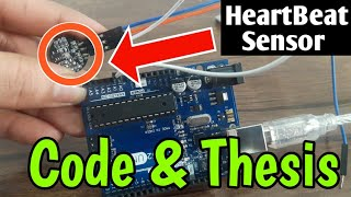 heart rate monitoring using arduino | Wireless heartbeat monitoring device | pulse rate  Device