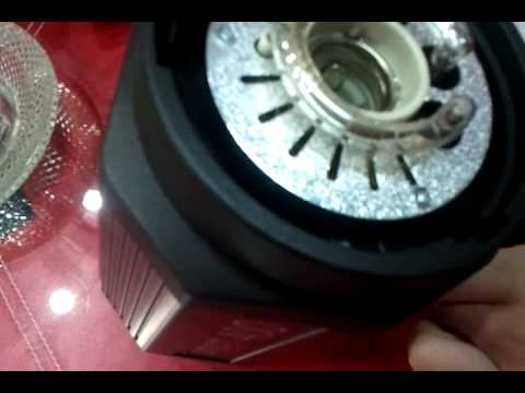 Changing the flash tube of Jinbei Smart 300