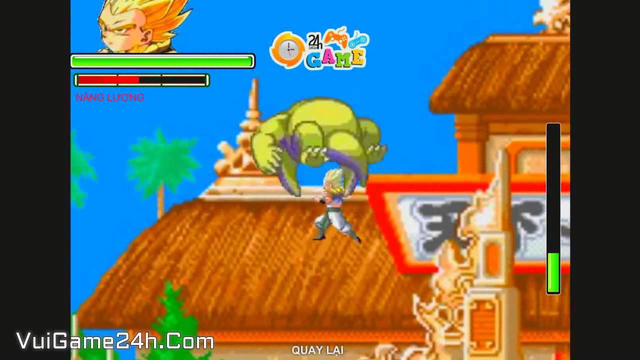 Game 7 viên ngọc rồng online | Chơi game 7 viên ngọc rồng 4 | GAME 24H