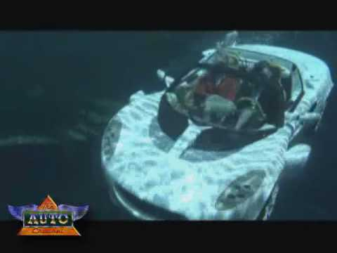 World Debut Of Rinspeed SQuba, First Underwater Flying Car