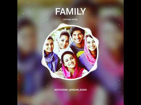 USTHAD HOTEL THEME BGM | DULQUER SALMAAN | FAMILY