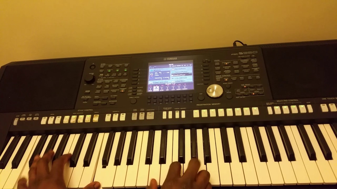 Download African Highlife Makossa - Piano tutorial Part 2